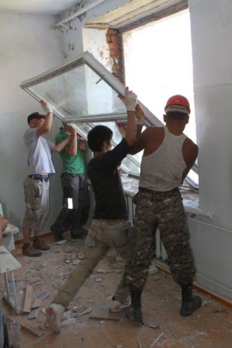 renovarea apartamentului