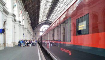 Cu trenul prin Europa