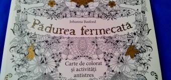 Cărți de colorat pentru adulți: neașteptata comoară care mă ajută să mă relaxez