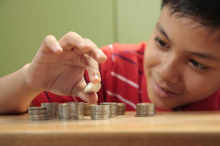 Despre bani cu copiii