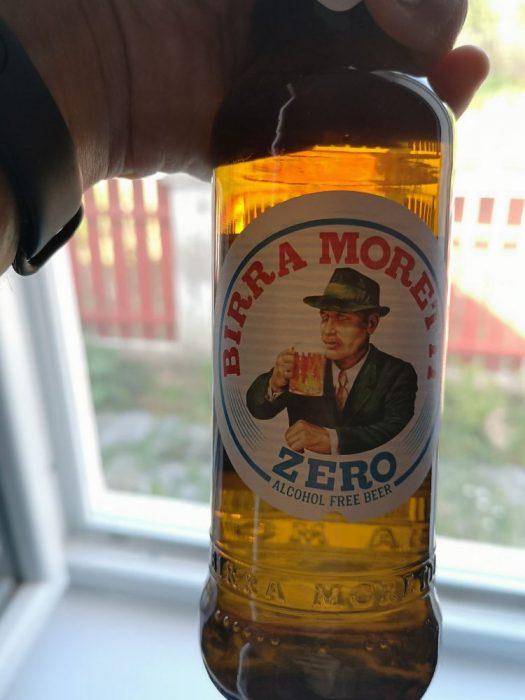 birra moretti fara alcool